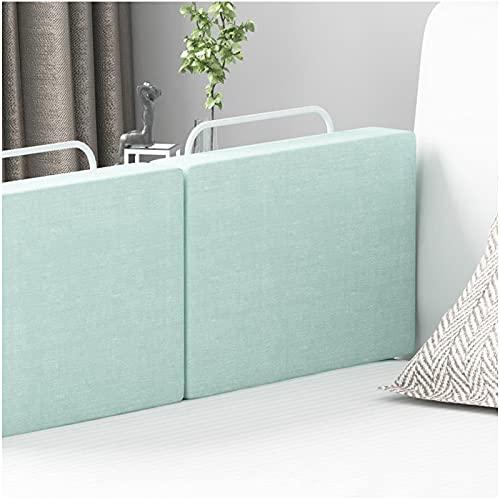 Barrera de cama Barrera de cama de ajuste fácil Barrera de cama con protección anticaídas, Para niños, bebés, adultos y personas mayores Fácil de instalar, lavable