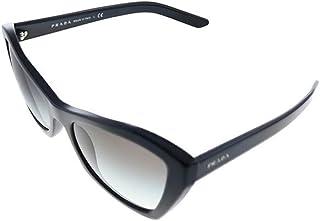 نظارة شمسية من برادا PR 7 XS 1AB0A7 اسود، 55/18/140
