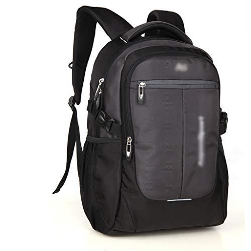 Schooltas met grote capaciteit, rugzak voor studenten, laptop, apart vak voor laptop, laptop, meerdere opbergruimte.