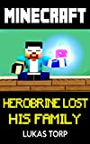 Minecraft Comic Book: Herobrine Lost His Family