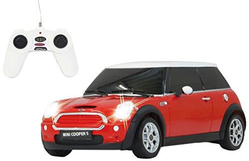 Jamara à télécommande 1 : 18 40 MHz Mini Cooper S Voiture de