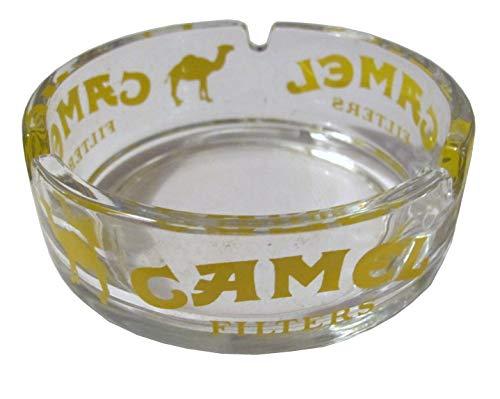 Camel Cigarettes - Aschenbecher 10 x 4 cm