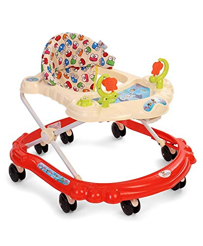 SUNBABY Duck in A Pond Walker + Ankit Fix ' N' Learn Fruits Puzzle (Product Bundle)