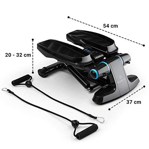 Klarfit Galaxy Step Ministepper - Superficie de pisada Premium , Máquina...