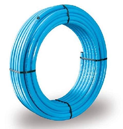 GEORG FISCHER Tubazione Multistrato Coibentato Alupex Acqua Sanitaria PE-Xc/Al/PE-Xb (16x2,25 - 1 conf. 50mt.)