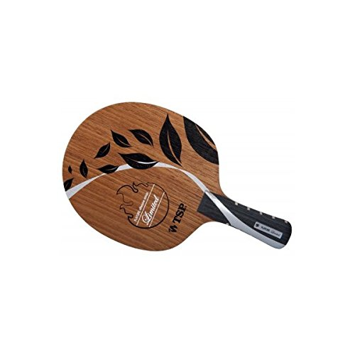 TSP Flature Off- Limited - Paleta de ping pong (madera) Talla:Gerade (ST)