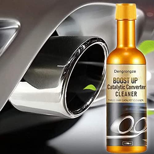 120ML Catalytic Converter Cleaner,Catalytic-System Cleaner, Oxygen Sensor, Premium Product Clean...