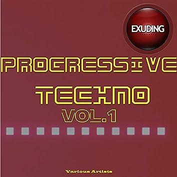 Progressive Techno , Vol. 1