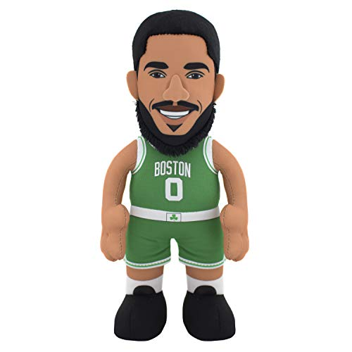 Bleacher Creatures Boston Celtics Jayson Tatum 10' Plush Figure- A Superstar for Play or Display