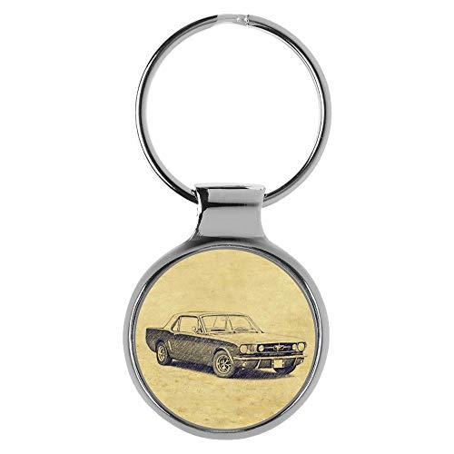 KIESENBERG Porte-clés Cadeau pour Mustang I Fan A-4928