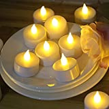24 Pack Flameless LED Tea Light...