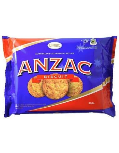 Unibic Anzac Kekse 300gm x 12