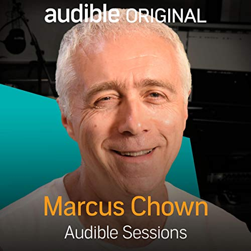 Marcus Chown cover art