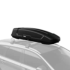 "Your purchase includes One Thule Force XT Rooftop Sport Cargo Box in Black color Cargo Box dimensions – 74.75"" L x 24.75"" W x 16.75"" H 
