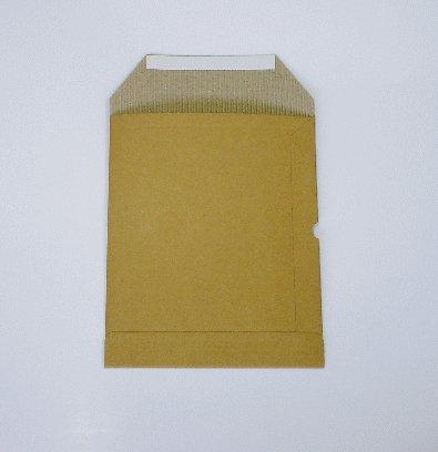 B5片面ダンボール封筒ワンタッチテープ付 100枚