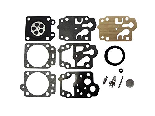 C · T · S/di riparazione carburatore ricostruire kit sostituisce k20-wyj per Wyj carburatore Walbro Husqvarna 142R Mitsubishi VS250TL26Kawasaki TH34Tanaka TBC2000TBC4110