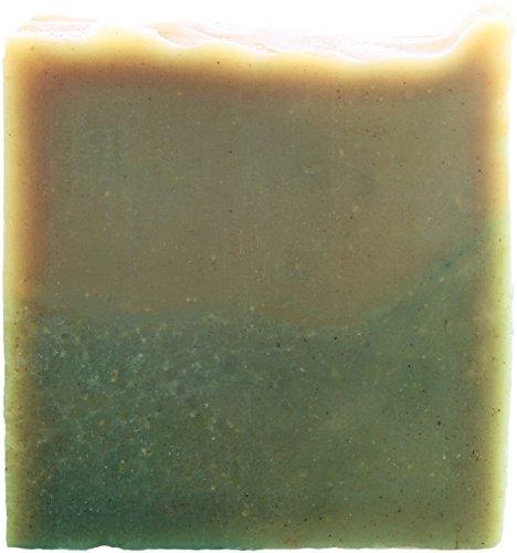 Greendoor handgesiedete Naturseife Waschnuss, Haarseife 100g, vegan, milde Shampoo Seife aus der Naturkosmetik Manufaktur, Naturshampoo, Natur pur, natürlich ohne Tierversuche ohne Palmöl, Stück-Seife