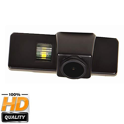 HD 1280x720p Telecamera per la Retromarcia Retrocamera, CCD telecamera posteriore visione notturna impermeabile per Nissan Qashqai J10 J13 X-Trail Geniss Pathfinder Dualis Sunny Juke