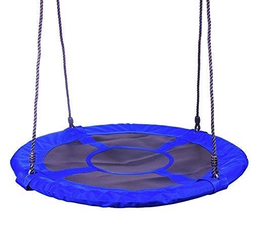 Our #4 Pick is the Summers Dream 40-inch Round Playground Swing