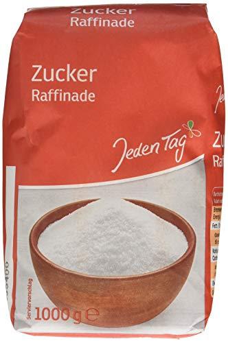 Jeden Tag Zucker Raffinade, 1kg