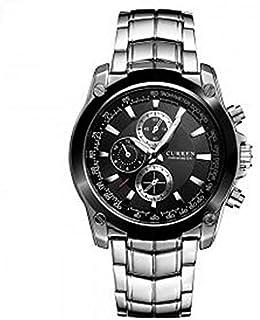 Curren Casual Watch For Men Analog Metal - 8025