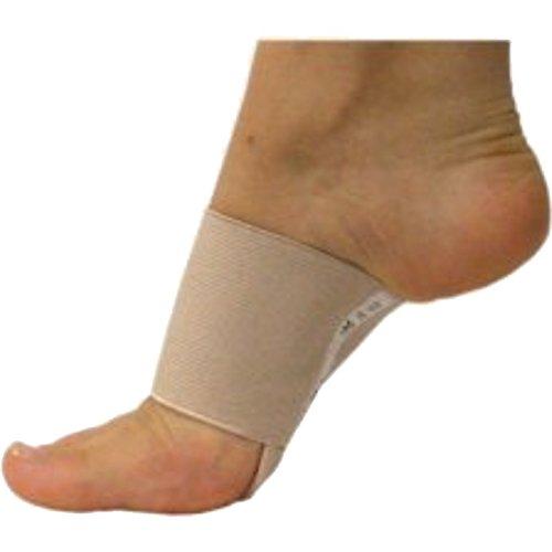 Spreizfußbandage m. Pelotte Gr. 22 (Schein), Fußbandagen
