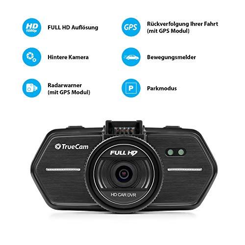 TrueCam A6 Dual Dashcam - 2