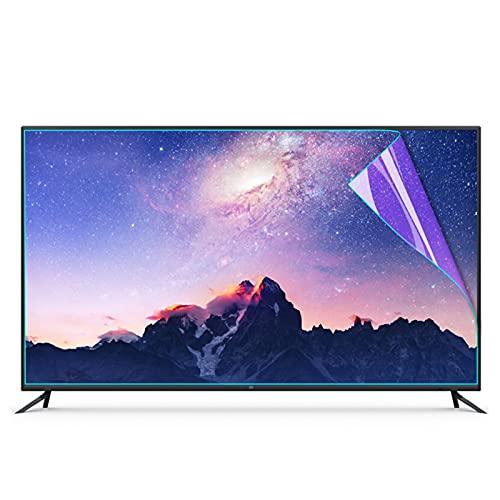 WJDY HD TV Protector de Pantalla La Mejor Película Anti Luz Azul para Monitores de TV De 27-75 Pulgadas y Monitores Curvos (Color : Matte Version, Size : 39 inch/856x478mm)