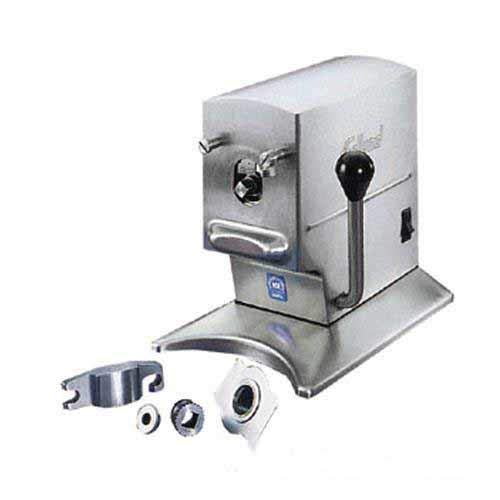 Edlund 270B/230V Electric 2-Speed Can Opener Up to 200 Cans per day w/ Security Bracket