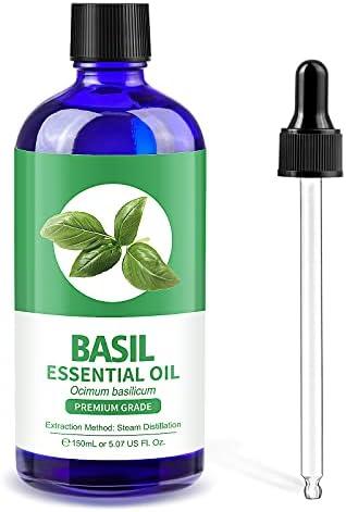 Top 10 Best basil oil essential oil Reviews