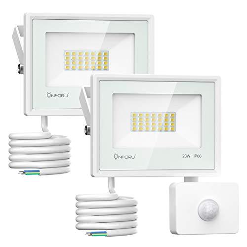 Onforu LED-Strahler mit Bewegungsmelder