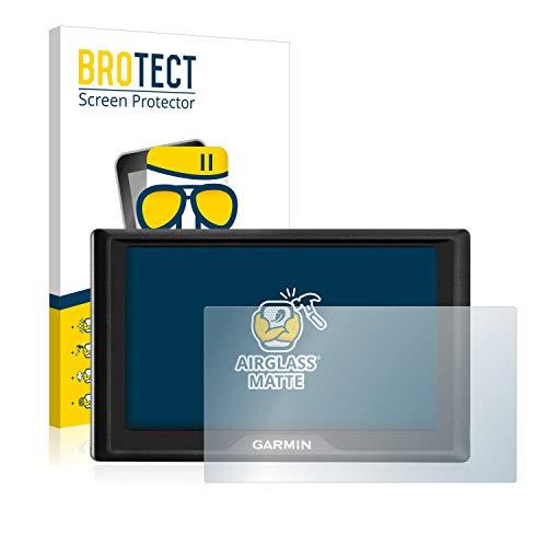 BROTECT Entspiegelungs-Panzerglasfolie kompatibel mit Garmin Drive 51 LMT-S - Anti-Reflex Panzerglas Schutz-Folie Matt