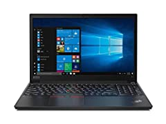 "Processor: Intel Quad Core i3-10110U (2.1GHz - 4.1GHz, 4MB Cache) Features: 8GB RAM, 250GB SSD; Graphics Card: Intel UHD Display: 15.6"" FHD Anti-glare (1920x1080); OS: Windows 10 Pro 64 Bit Warranty: 1 Year Lenovo Warranty \ 1 Year Oemgenuine Warrant..."