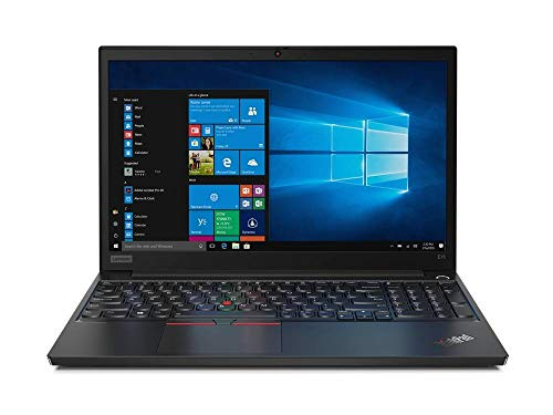 "Oemgenuine Lenovo ThinkPad E15 15.6"" FHD Display 1920x1080 IPS, Intel Quad Core i5-10210U, 8GB RAM, 250GB Solid State Drive, W10P, Business Laptop"