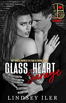 Glass Heart Savage: A Dark High School Bully Romance (Glass Heart Academy Book 1) by [Lindsey Iler, Katie Mac]