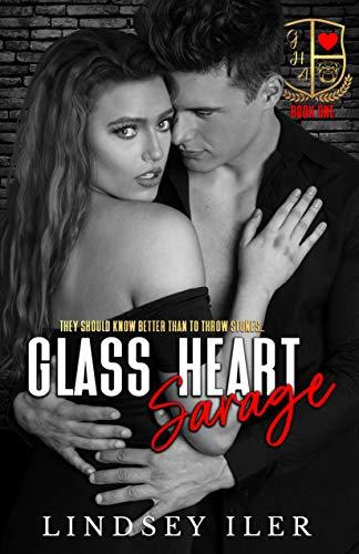 Glass Heart Savage: A Dark High School Bully Romance (Glass Heart Academy Book 1) (English Edition)
