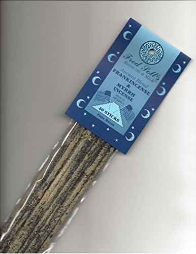 FRED SOLL'S Resin ON A Stick Frankincense & Myrrh Ancient Blend (20)