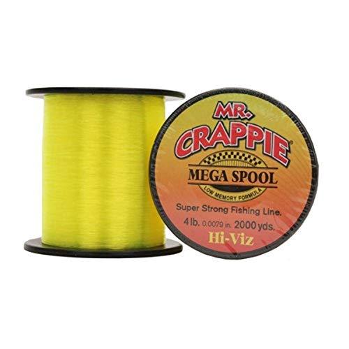 Lew's MC4HV Mr. Crappie Mega Spool