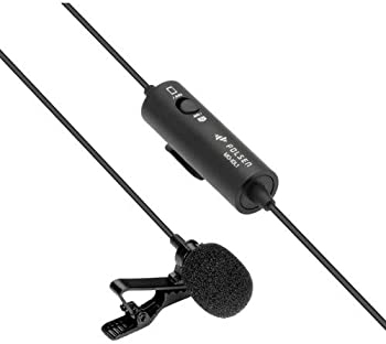 Polsen MO-IDL1-MK2 Omnidirectional Lavalier Microphone