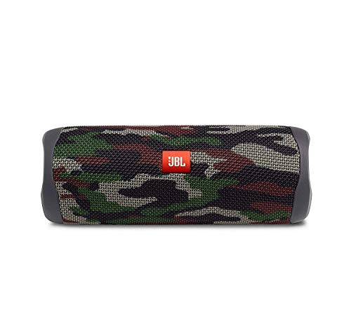 JBL FLIP 5, Waterproof Portable Bluetooth Speaker, Squad (New Model)