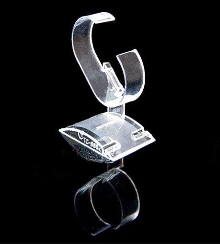 10 x Uhrenständer Uhrenhalter Uhrendisplay Acryl