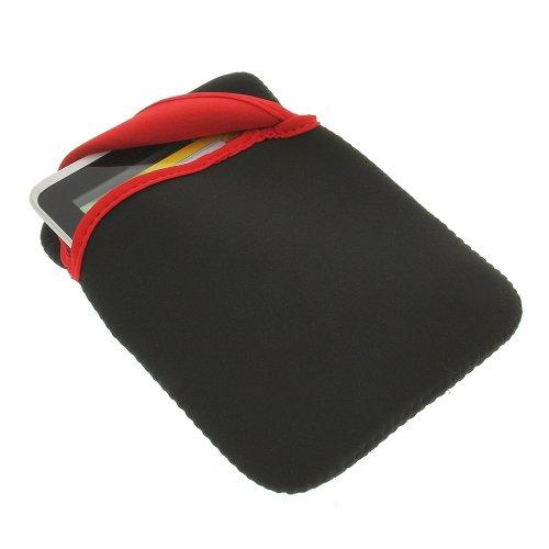 Schutzhülle für Point of View Onyx 527 8GB (TAB-P527) ProTab 25 Mobil 701 Neopren Tasche Schutz Hülle
