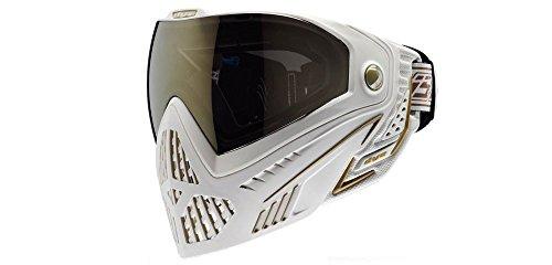 Dye Goggle i5 wht Maske, Weiss Gold, OneSize