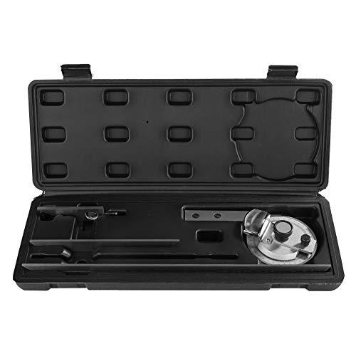 Winkelmesser, 360 Grad Universal Edelstahl Nonius Winkelmesser, Präzisions-Winkelsucher Lineal Werkzeug mit Lupe
