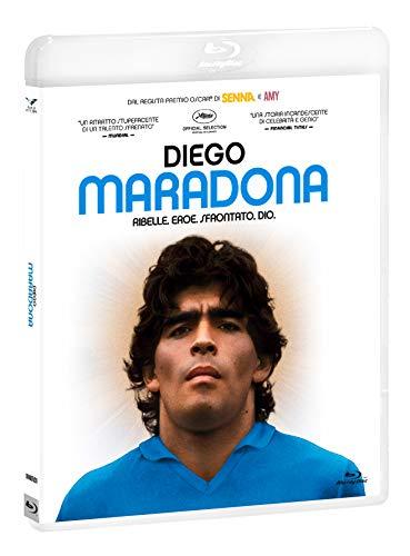 Diego Maradona Combo Blu-ray + DVD + Booklet + Segnalibro