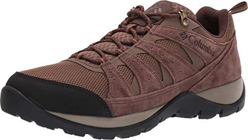 Columbia Redmond V2, Chaussures Mi-Hautes Imperméables Homme, Brun (Saddle, Canyon Gold 269), 43 EU