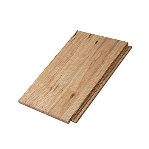 "Cali Bamboo - Eucalyptus Hardwood Flooring, Wide Click, Natural Brown - Sample Size 8"" L x 5 1/4"" W x 9/16"" H"