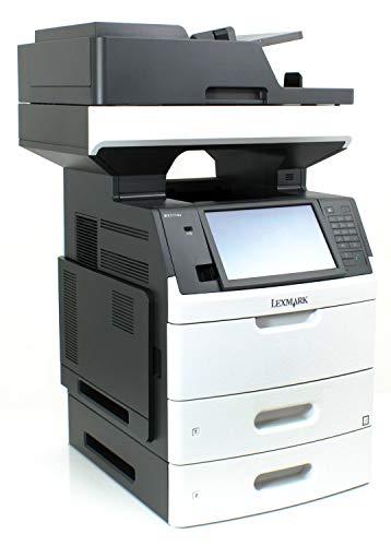 Lexmark MX711DE Multifunktionsgerät (Scanner, Kopierer, Drucker, Fax, 1200x1200 DPI, USB 2.0)