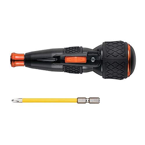 ベッセル(VESSEL) 電動 ボールグリップ ドライバー 限定色 (オレンジ) ビット1本付 電ドラボール 220USB-1O