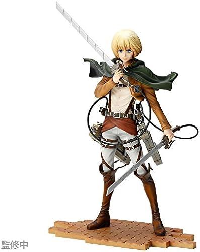 Attack on Titan BRAVE-ACT Armin Arlert 1 8 Scale Statue